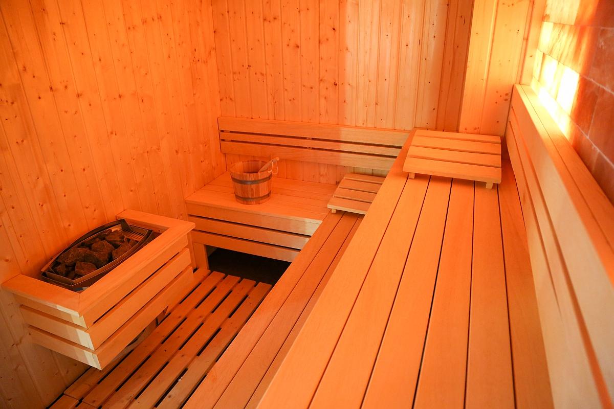 Sauna Uscata, Sinaia